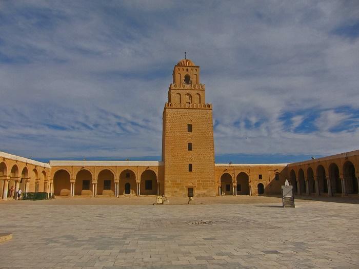 6 Kairouan Mosque