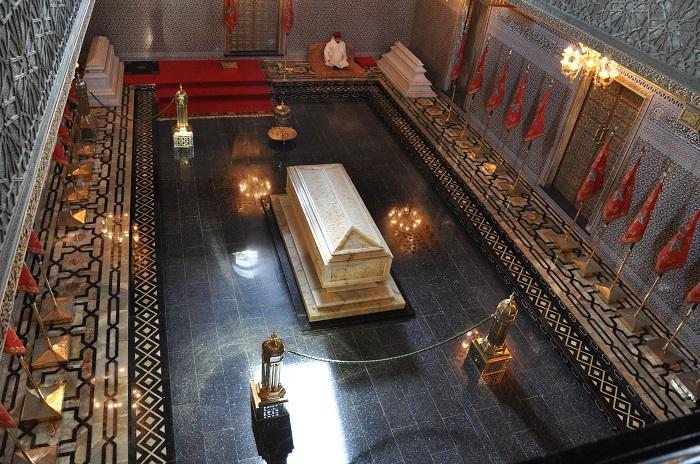 6 Mohammed Mausoleum