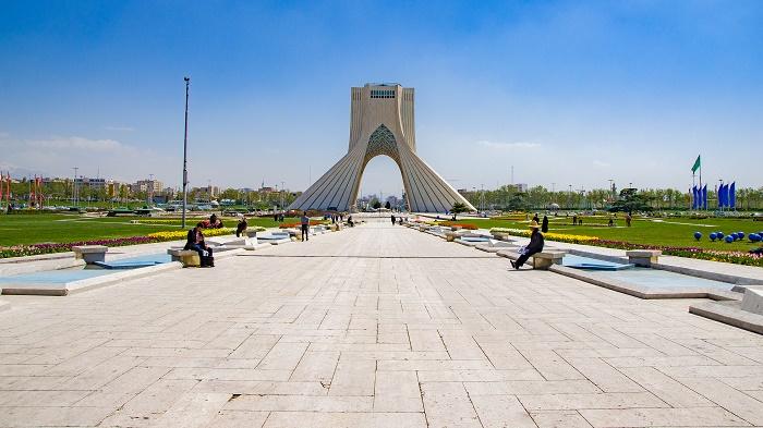 7 Azadi Tower