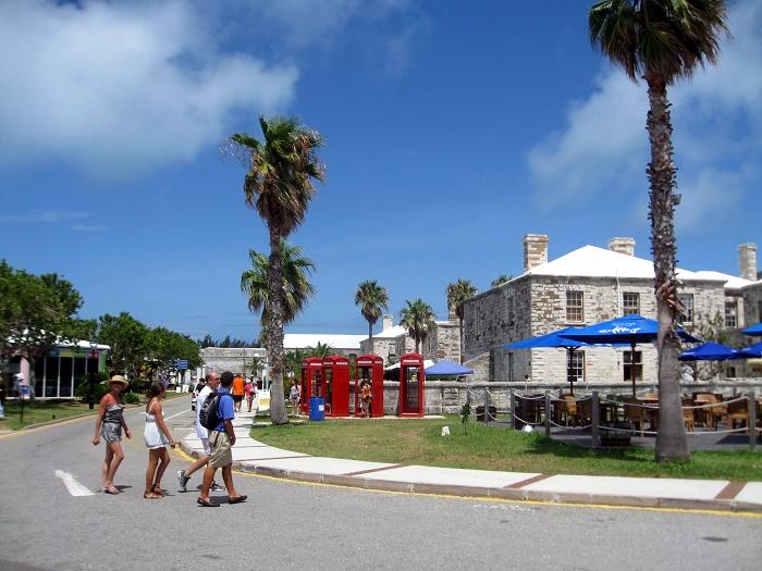 7 Bermuda Dockyard