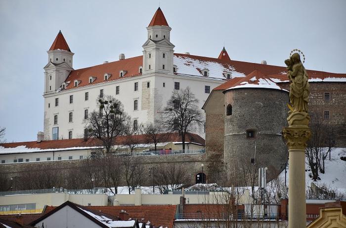 7 Bratislava Castle