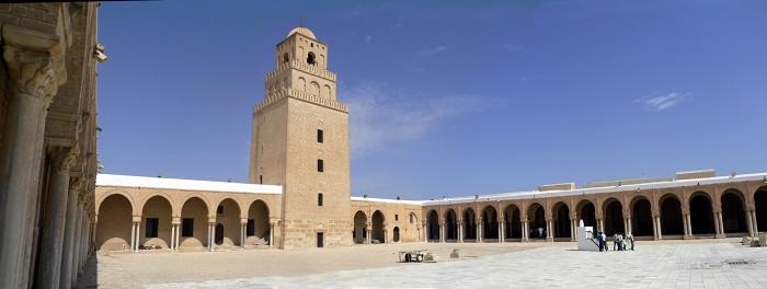 7 Kairouan Mosque
