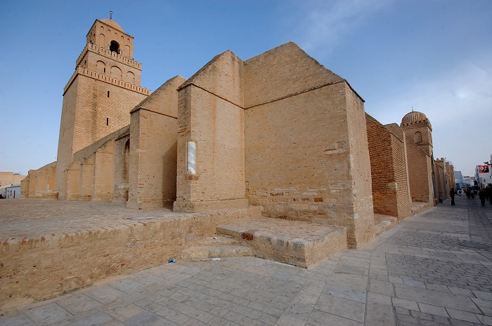 8 Kairouan Mosque