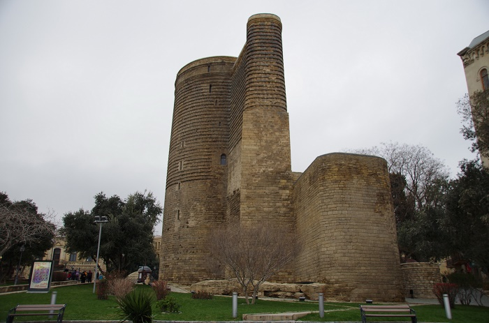 8 Maiden Baku