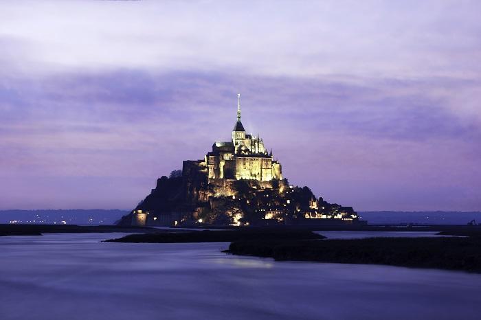 8 Mont Michel