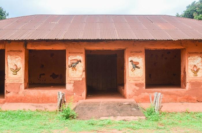 9 Abomey Palaces