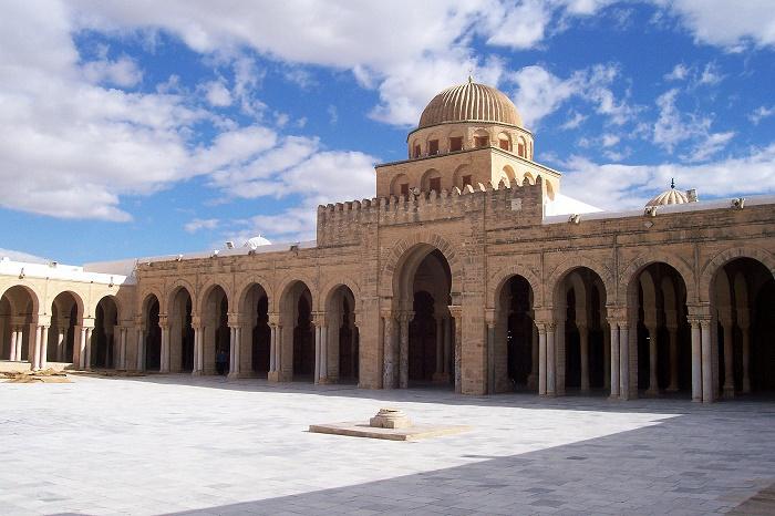 9 Kairouan Mosque