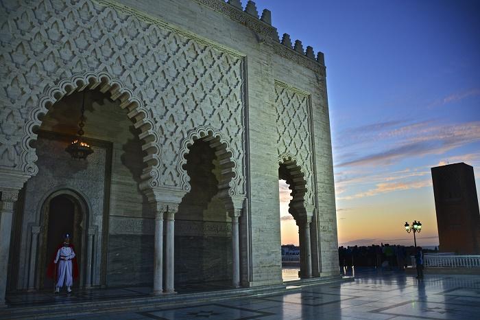 9 Mohammed Mausoleum