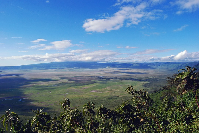 9 Ngorongoro