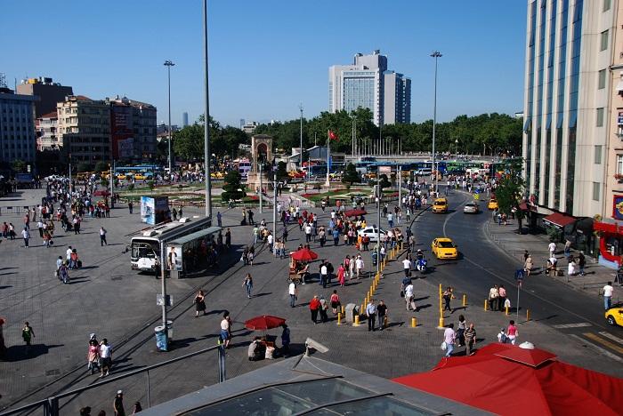 9 Taksim