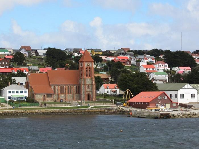 1 Christ Falkland