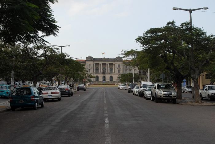 1 Maputo Hall