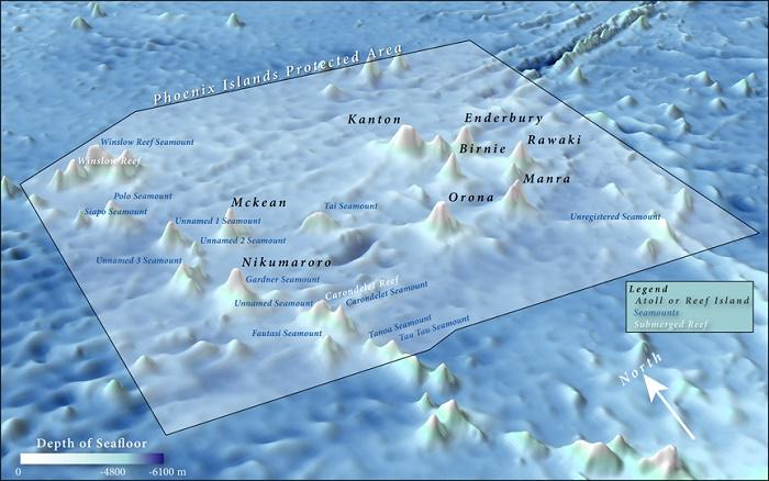 1 Phoenix Kiribati