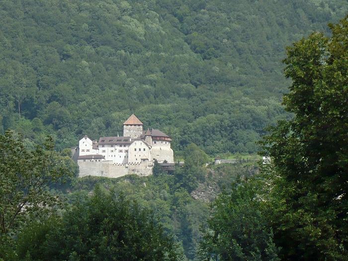 1 Vaduz Castle