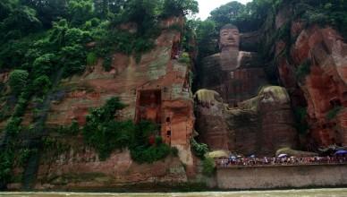 10 Leshan Buddha