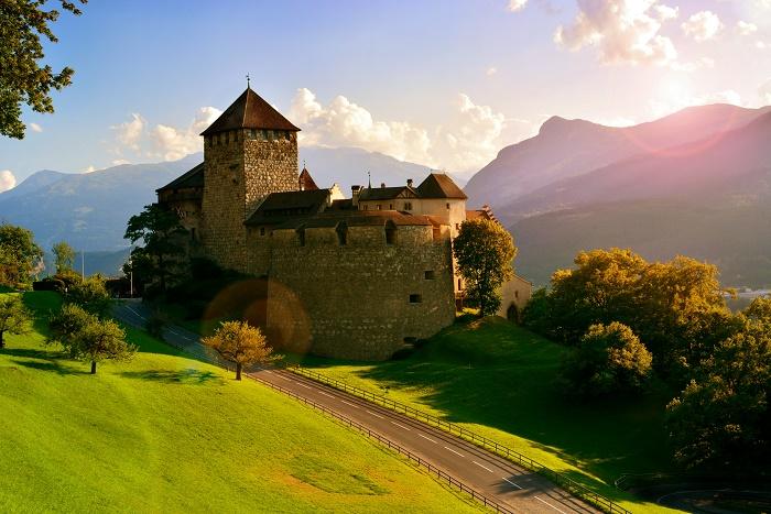 10 Vaduz Castle