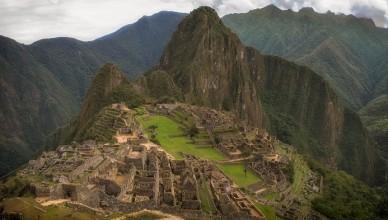 13 Machu Picchu