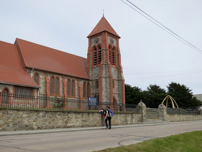 2 Christ Falkland