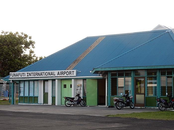 2 Funafuti Airport