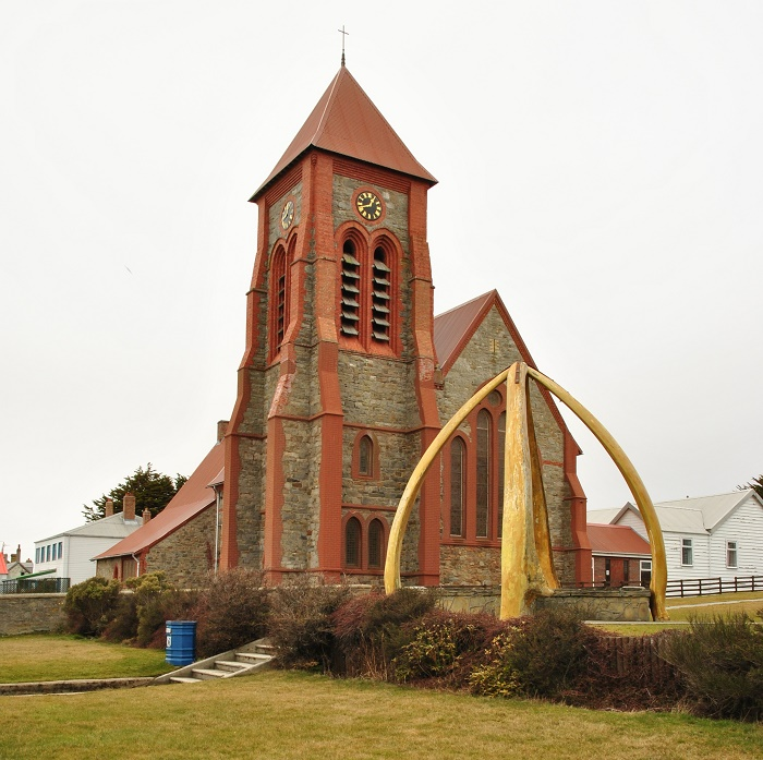 3 Christ Falkland