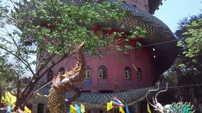4 Dragon Wat