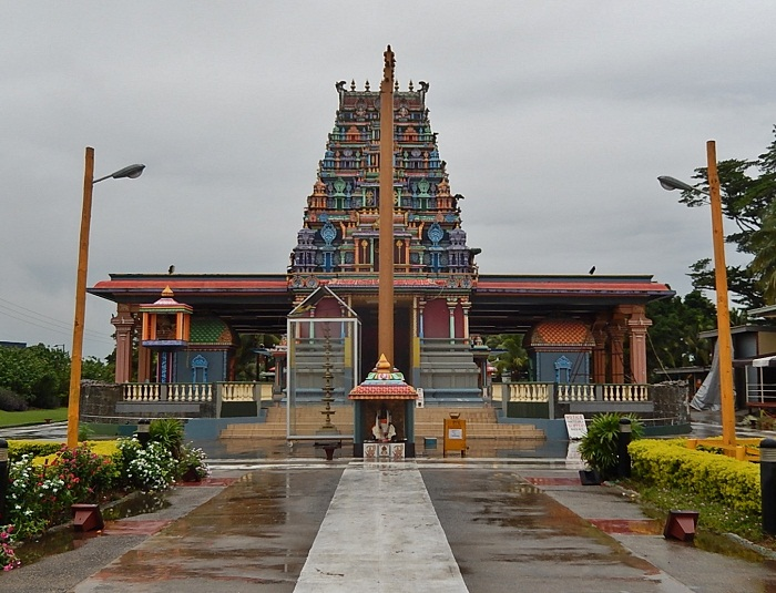 4 Fiji Temple