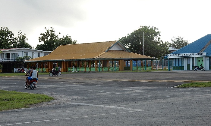 4 Funafuti Airport