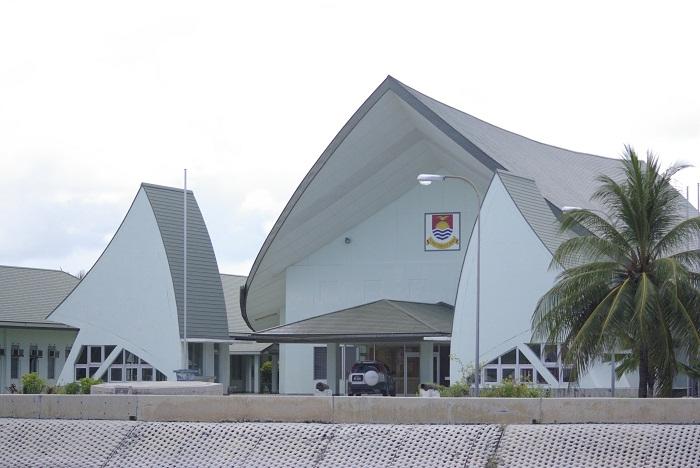 4 Kiribati Parliament
