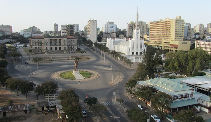 4 Maputo Hall