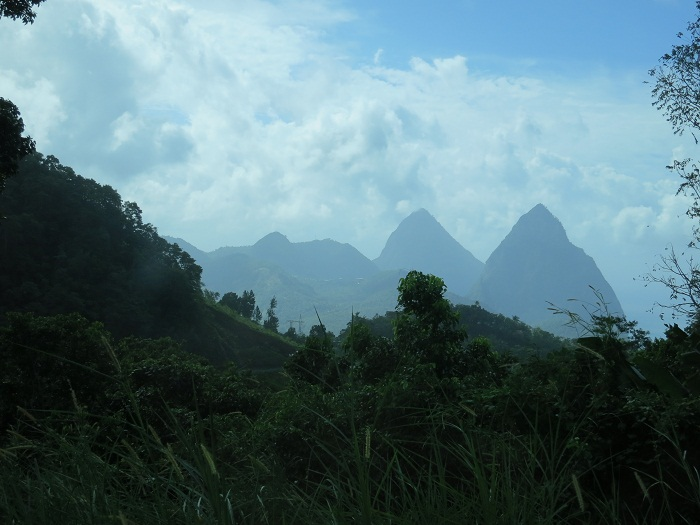 4 Pitons Lucia