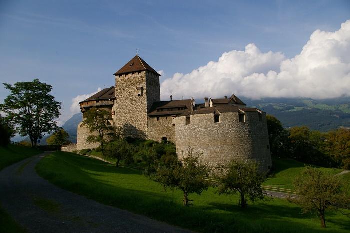 4 Vaduz Castle