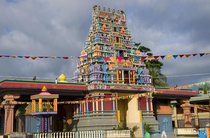 5 Fiji Temple