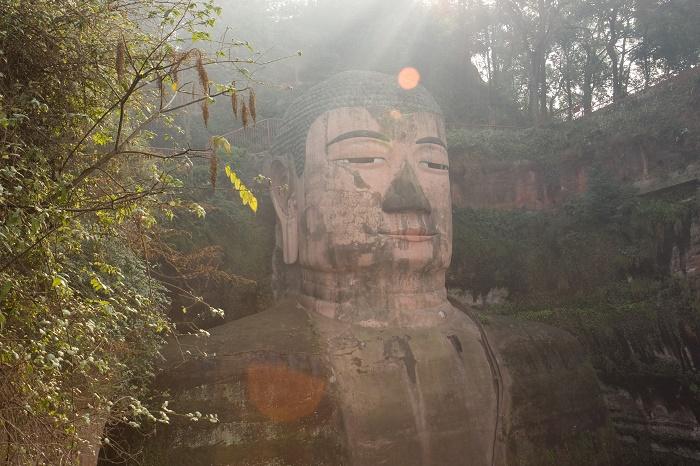 5 Leshan Buddha