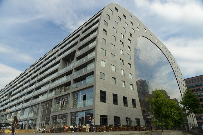 5 Markthall Rotterdam