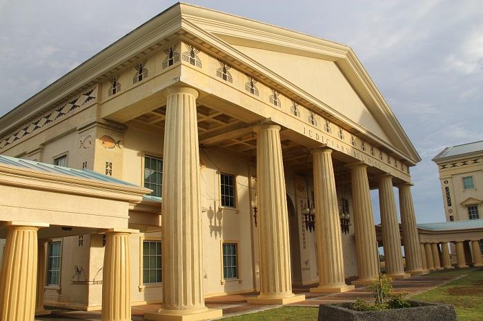 5 Palau Capitol