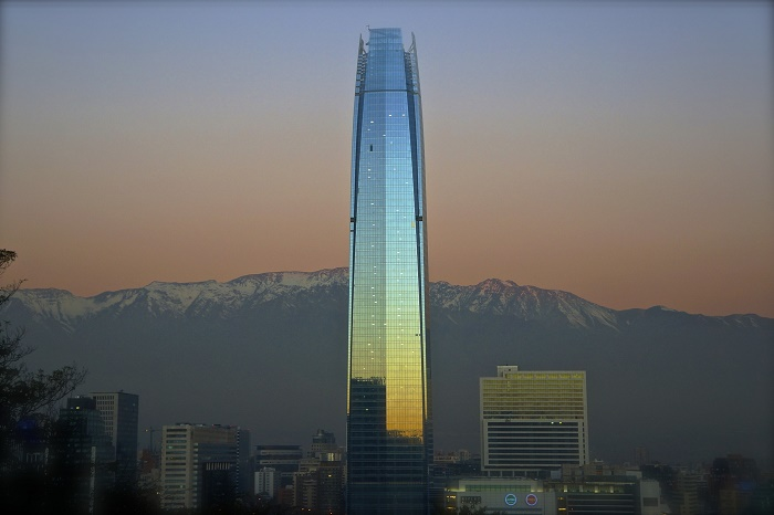 5 Torre Santiago
