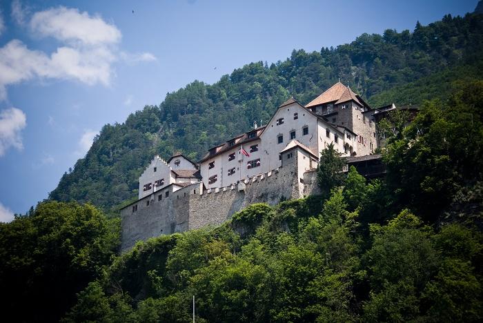 5 Vaduz Castle