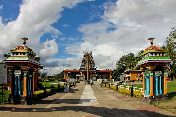 1 Fiji Temple