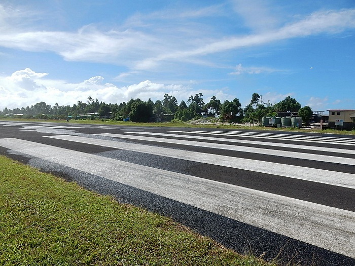 6 Funafuti Airport