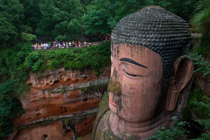 6 Leshan Buddha