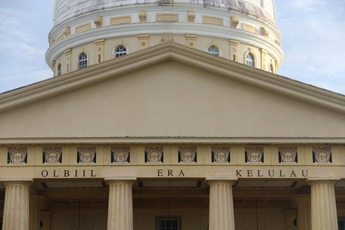 6 Palau Capitol