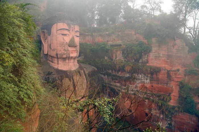 7 Leshan Buddha