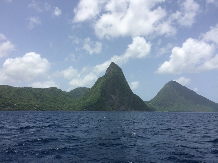 7 Pitons Lucia