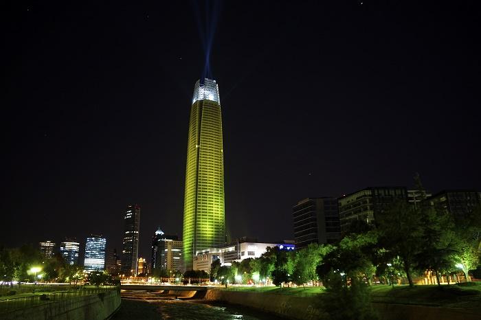 7 Torre Santiago
