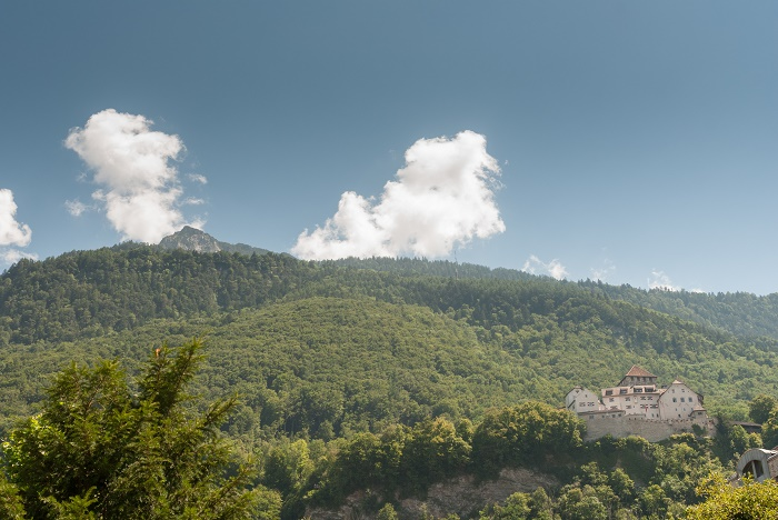 7 Vaduz Castle