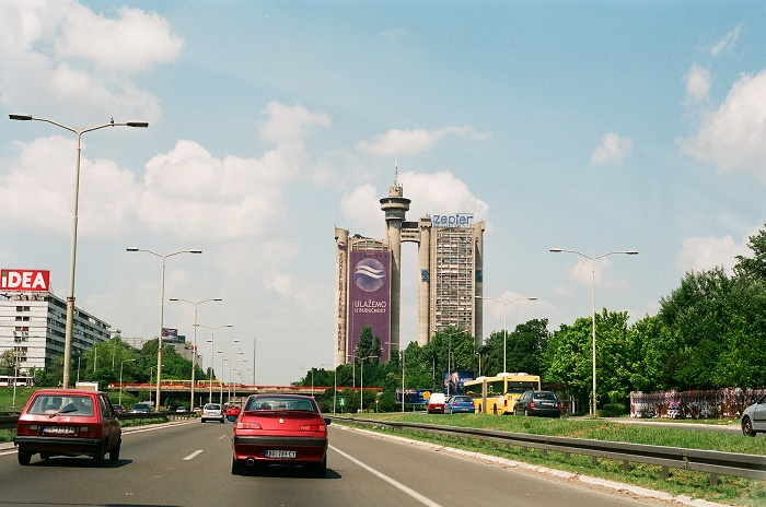8 Belgrade West