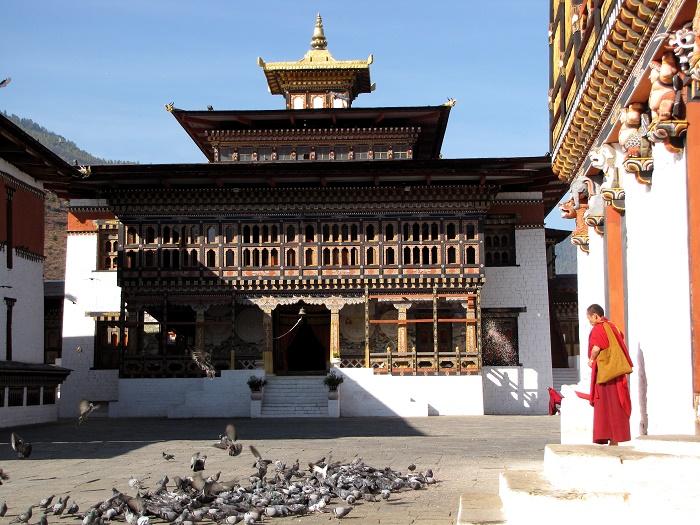 8 Dzong
