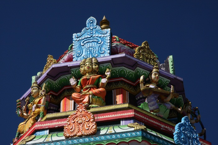 8 Fiji Temple