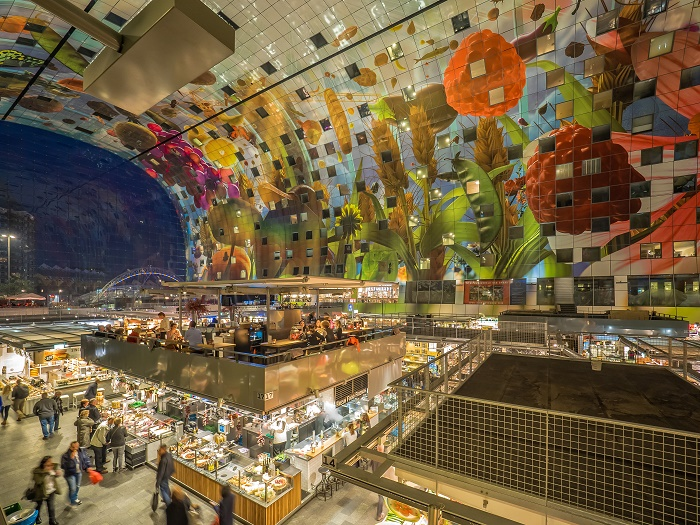 8 Markthall Rotterdam