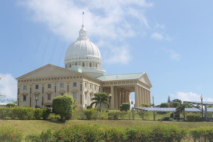 8 Palau Capitol